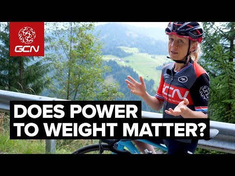 Does Power To Weight Ratio Really Matter?