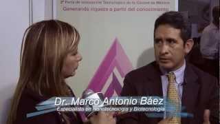 Alcanzando el Conocimiento, entrevista al Dr. Marco A. Báez, de Bioenertech Int.