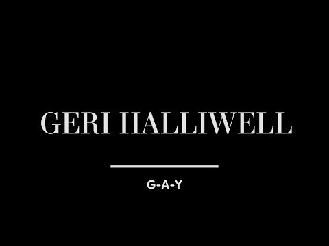 Geri Halliwell at G-A-Y Heaven FULL SHOW