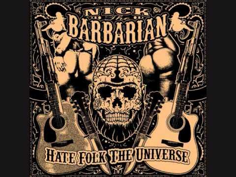 NICK BARBARIAN - RAINBOW IN THE DARK
