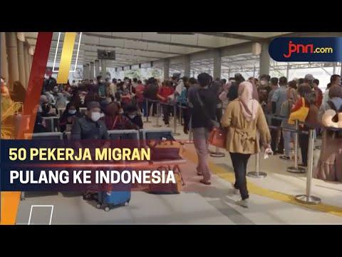 Angka Positif Covid-19 di 5 Provinsi Meningkat Seiring Kepulangan Pekerja Migran