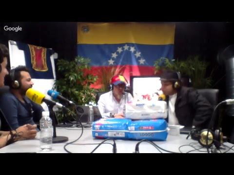 Programa de radio ¿Qué coño está pasando en Venezuela? 18May18