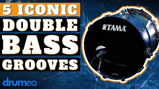 5 Iconic Double Bass Grooves