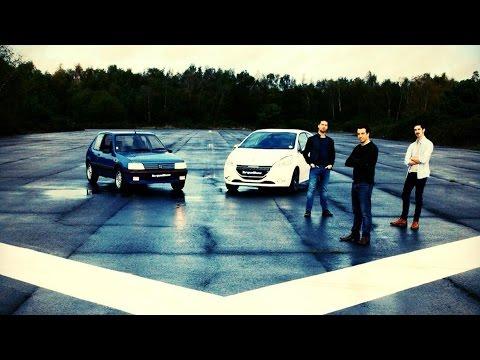 Peugeot 205 GTi vs. 208 GTi review & road test: Torque Show Episode III