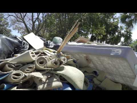 St. Augustine Strong - Students Assess Hurricane Damage