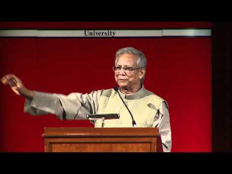 Building Social Business: Muhammad Yunus