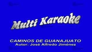 MULTIKARAOKE - Caminos De Guanajuato