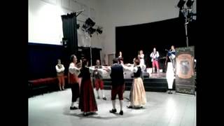 LA MANFRINA, Venezia (ass.culturale) - Do Passi/Polesana/Sette Passi