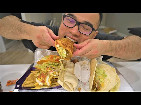 TACO BELL FEAST.