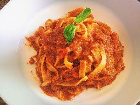 REAL Italian Pasta Bolognese