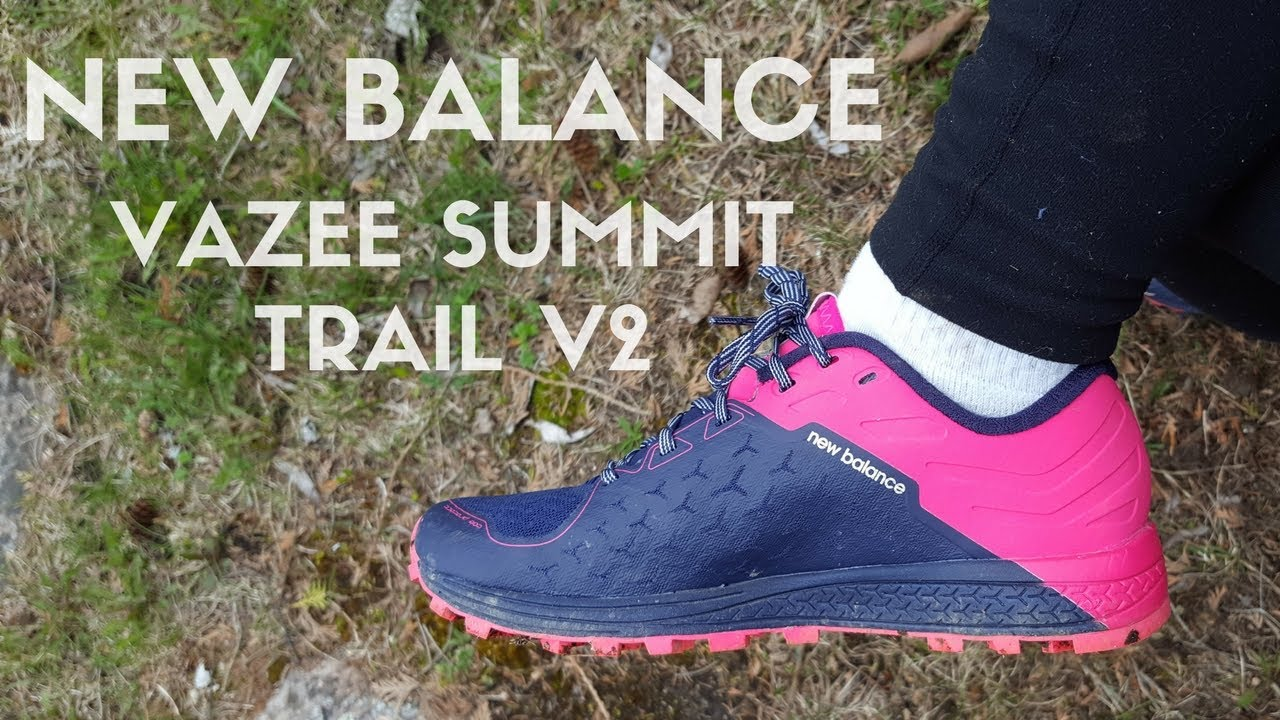new balance summit vazee