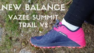 New Balance Vazee Summit Trail v2- Tested & Reviewed