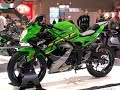 2019 Kawasaki Ninja 125 & Z125 | Walkaround, Features and Price