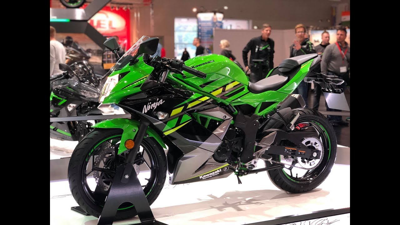 2019 Kawasaki Ninja 125 Z125 Walkaround Features And Price