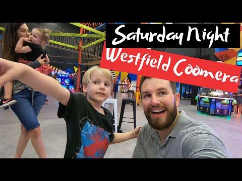 E1S1 - Saturday Night at Westfield Coomera