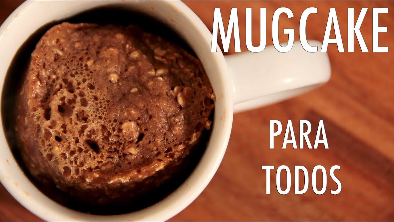 Mugcake para todos cocina con olaya y pelayo youtube for Youtube cocina para todos