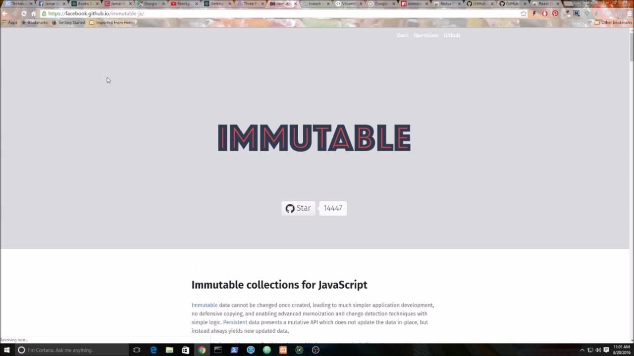 React js and Redux: Google Books Search API - Intro