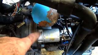 تعرف على محرك استرى او كمبو   moteur opel astra   combo 1 7 td