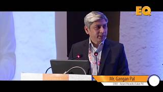 Gagan Pal CMO - Adani Mundra Solar PV at EQ SolarTech Conference