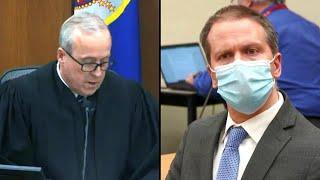 Watch the Derek Chauvin guilty verdict