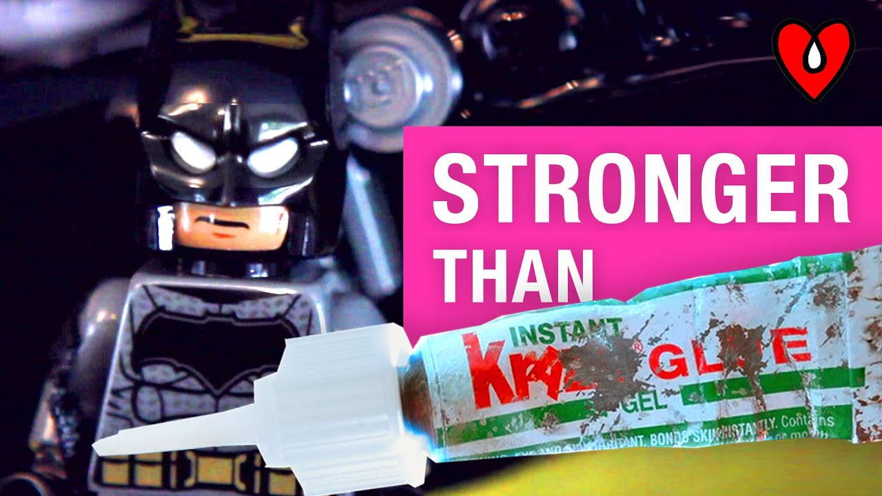 Lego Batman Stronger Than Kragle Youtube