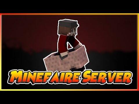 Minefaire server | Fountain and Tracks