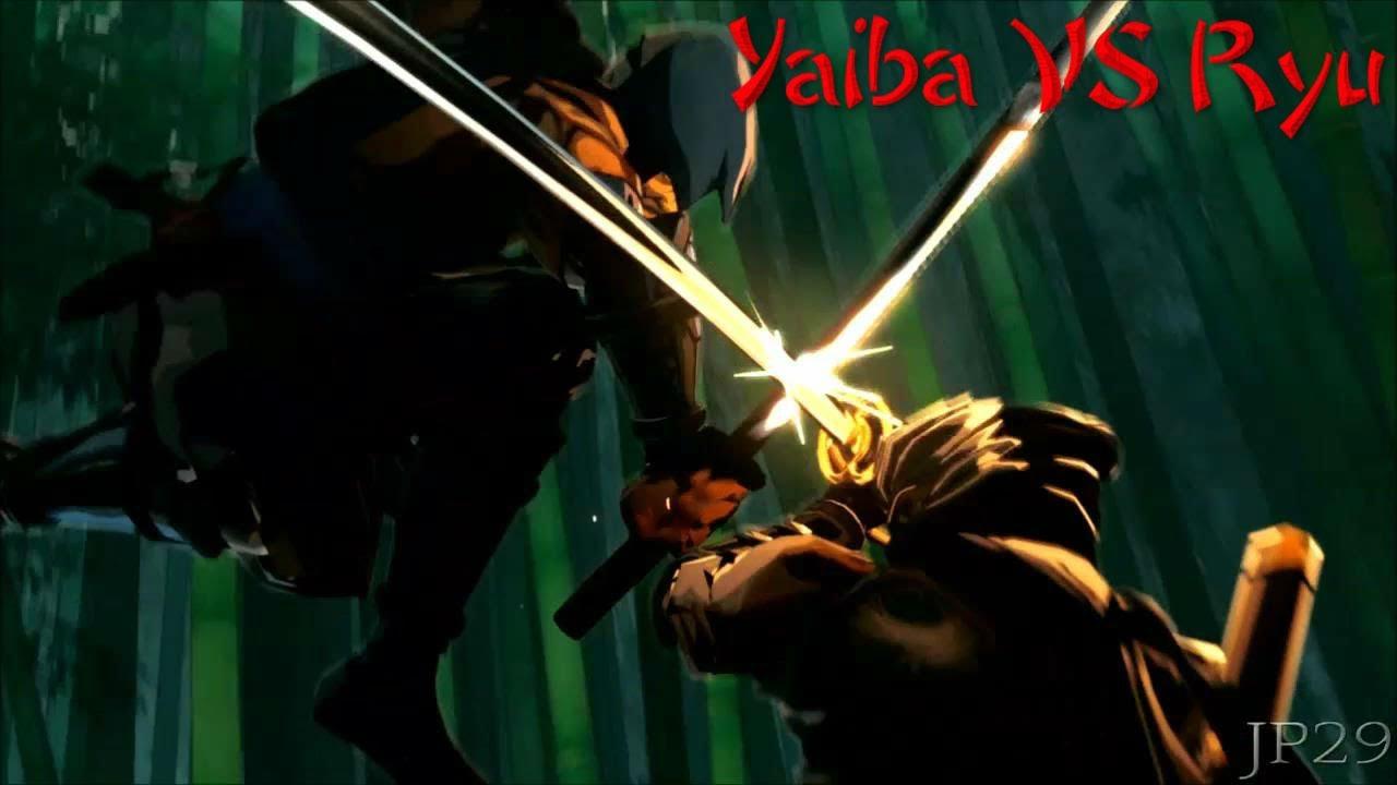 Yaiba Ninja Gaiden Z - Yaiba Kamikaze Vs Ryu Hayabusa ...