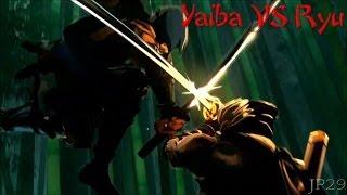 Yaiba Ninja Gaiden Z - Yaiba Kamikaze Vs Ryu Hayabusa First Encounter