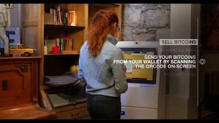 Bitaccess - How to use a BTM (Bitcoin ATM)