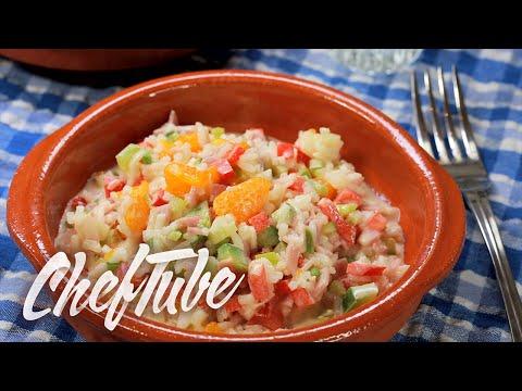 comment-faire-une-salade-de-riz---recette-dans-la-description