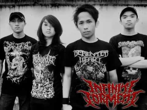 Infinite Torment - Addicted To Murder (Band Slamming Brutal Death Metal Batu Malang)