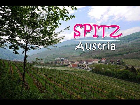 [เที่ยวยุโรป] Travelling Spitz , Wachau - old town, spritzer testing : Austria Travel Vlog Ep.102