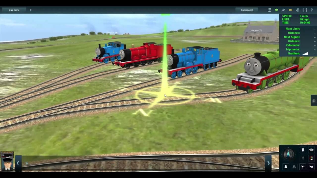 Trainboy88's Thomas Trainz Collecion [Trainz A New Era] by Trainboy88