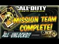 Mission Team Complete! ORION INITIATIVE - (INFINITE WARFARE - MISSION TEAMS - IW - UNLOCKS)