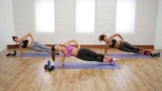 30-Minute Full-Body Strength-Training Workout   Class FitSugar