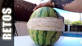 Watermelon challenge o Reto de la sandia - GuidoFTO (Football Tricks Online)(El Watermelon challenge o reto de la sandia! GuidoFTO (Football Tricks Online) y JoakoFTO, espero que les guste esta nueva sección de Retos/Challenges ..., 2016-03-24T21:50:19.000Z)