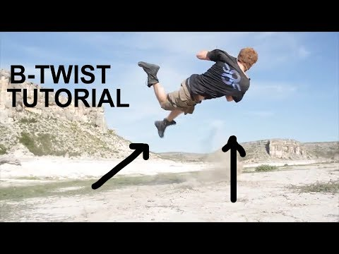 How to Butterfly Twist (B-Twist) Tutorial - Beginner Exercises Included - Tapp Brothers