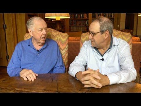 A wide-ranging conversation with Joe Nocera