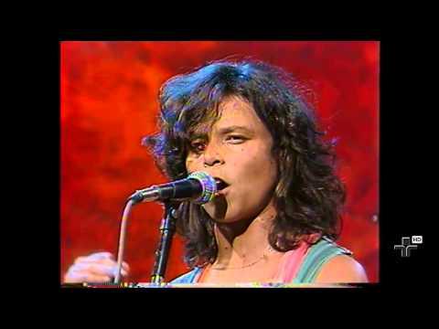 Cassia Eller no Metrópolis em 1991