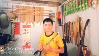 Little apple ( 筷子兄弟 ) Nghĩa Nhân Hạo Nam  - Cover Thắm sáo