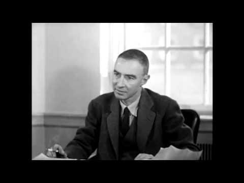 J. Robert Oppenheimer - 1950
