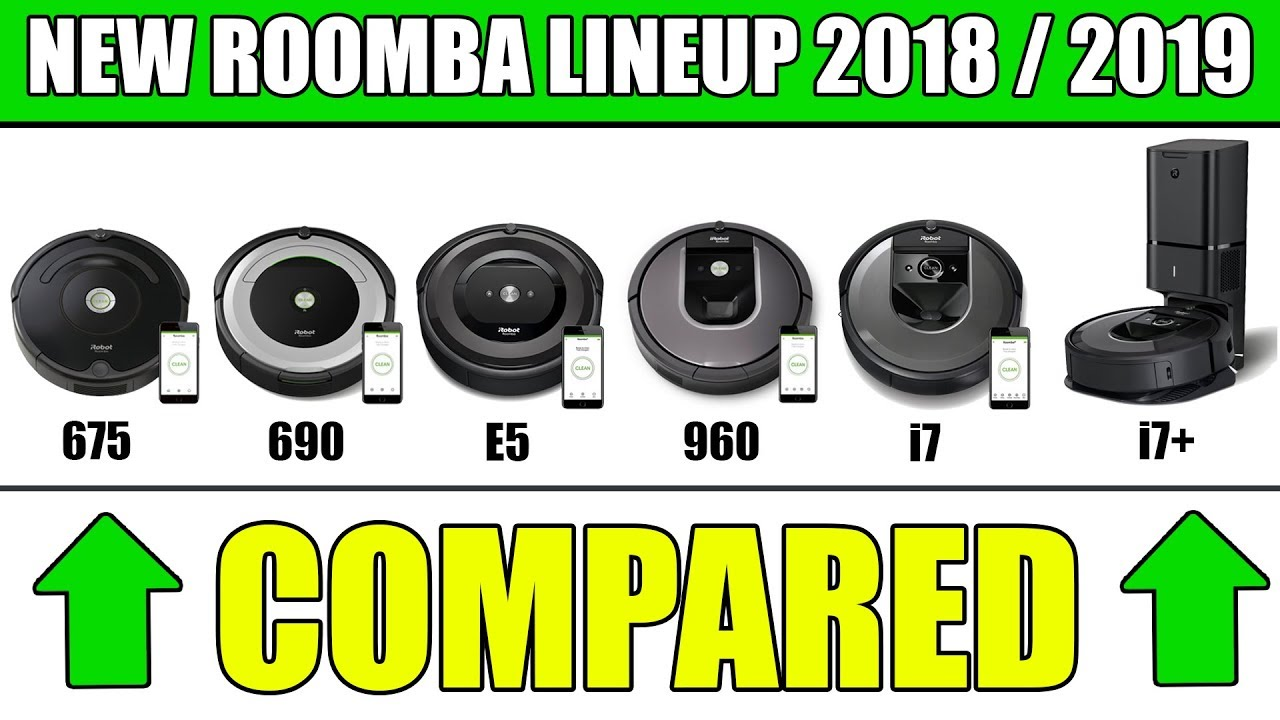irobot roomba e6 6198 vs 985