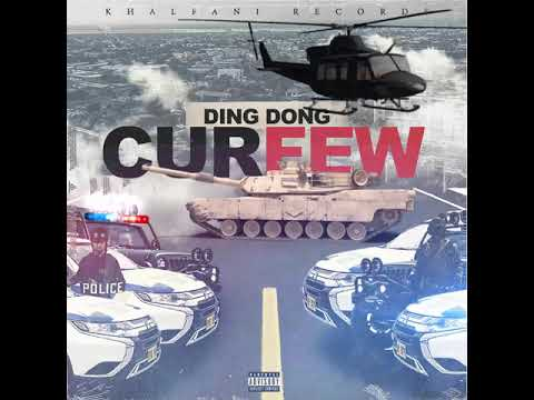 Ding Dong - CURFEW (Audio Visualizer)