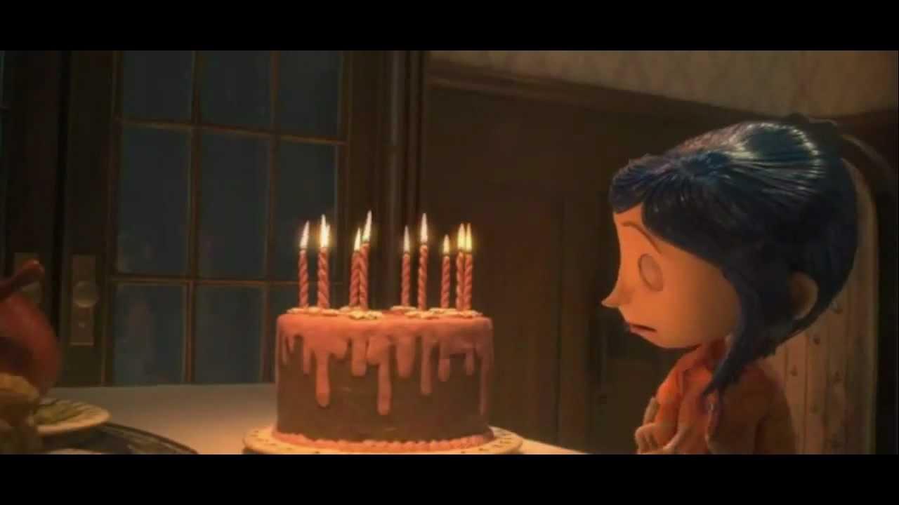 How To Make A Coraline Cake