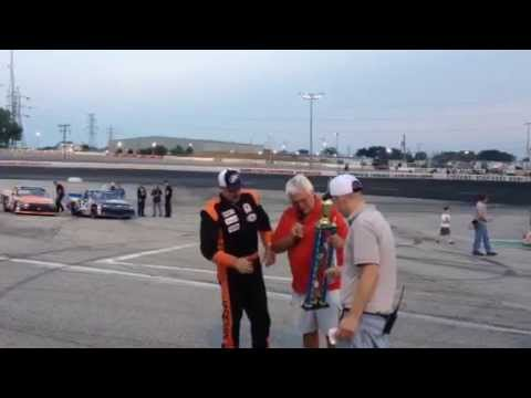 Danny Jackson Toledo Post Race Interview