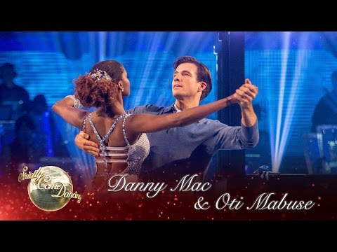 Danny & Oti American Smooth to 'Misty Blue' by Dorothy Moore - Strictly Come Dancing 2016: Week 12