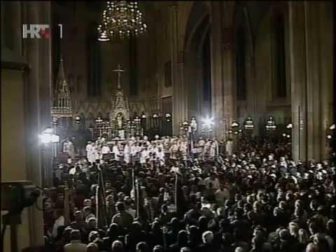 Misa zahvalnica za Domovinu povodom oslobođenja hrvatskih Generala (16. studenoga 2012.)