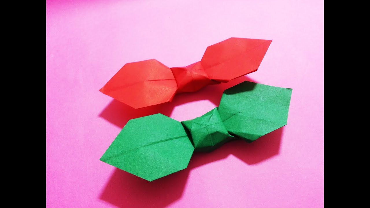 How To Make Ribbon From Origami