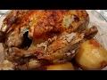 Pollo asado en olla GM G Deluxe