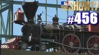 TRAIN SHOT! | MLB The Show 17 | Road to the Show #456